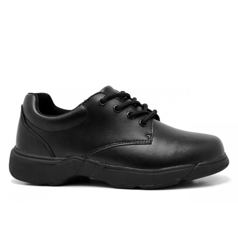 Sfida Alex Senior Lace Up School Shoe