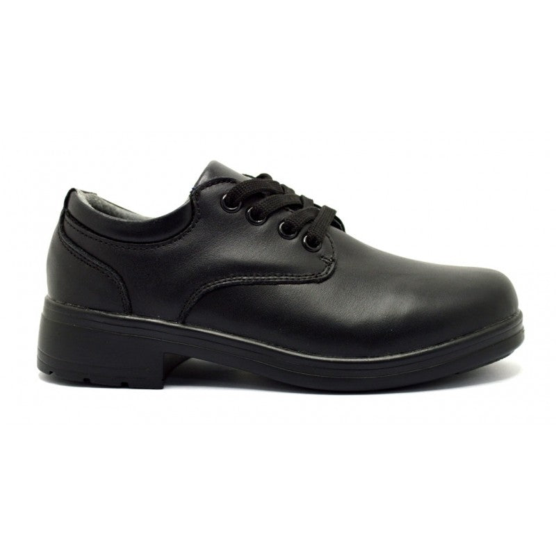 Sfida Class Senior Lace Up School Shoe