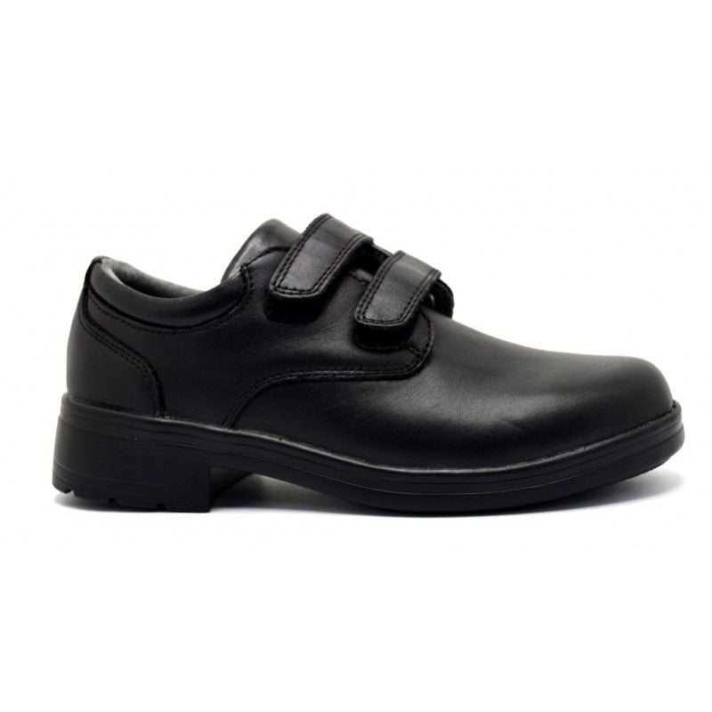 Sfida Class Junior Adjustable School Shoe