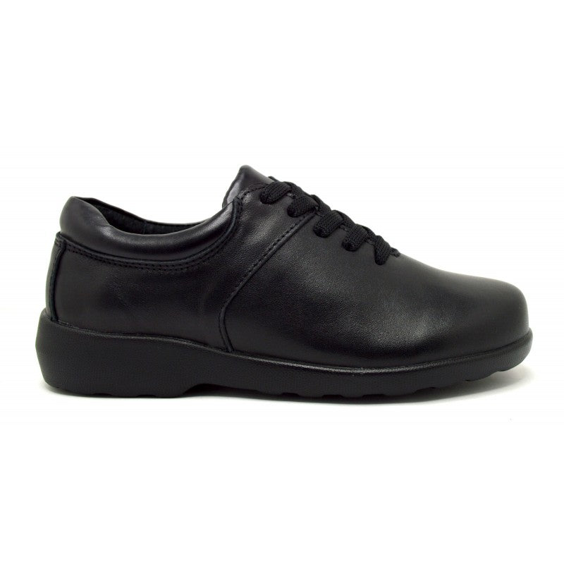 Sfida Emily Senior Lace Up School Shoe
