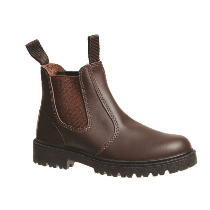 Grosby Rustle Elastic Side Boot