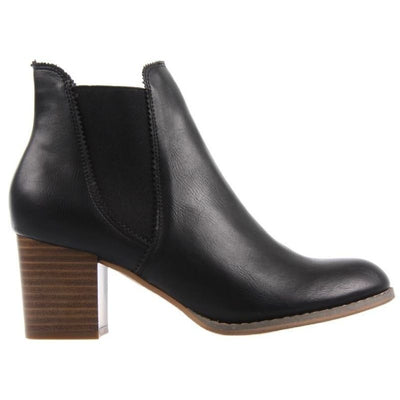 Isabella Brown Sofia Ankle Boot