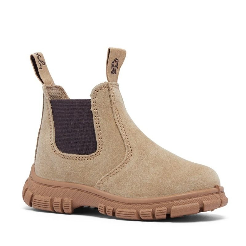 Grosby Ranch Infant Elastic Side Boot