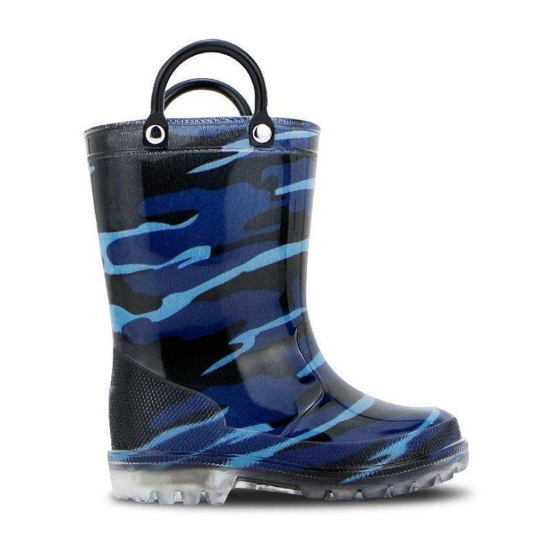 Jellies Trooper Kids Gumboots