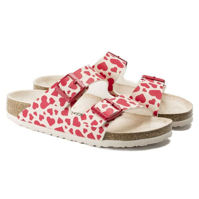 Birkenstock Arizona Birko-Flor (Classic Footbed + Suede Lined) Narrow