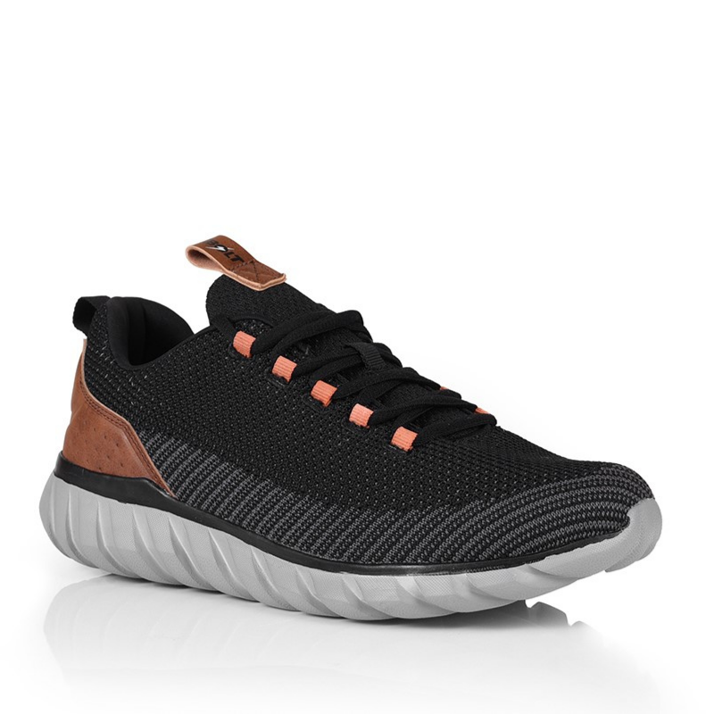 Bolt Caper Lace Up Runner
