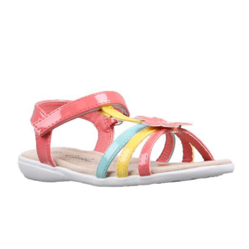 Grosby Kids Holly Flower Sandal