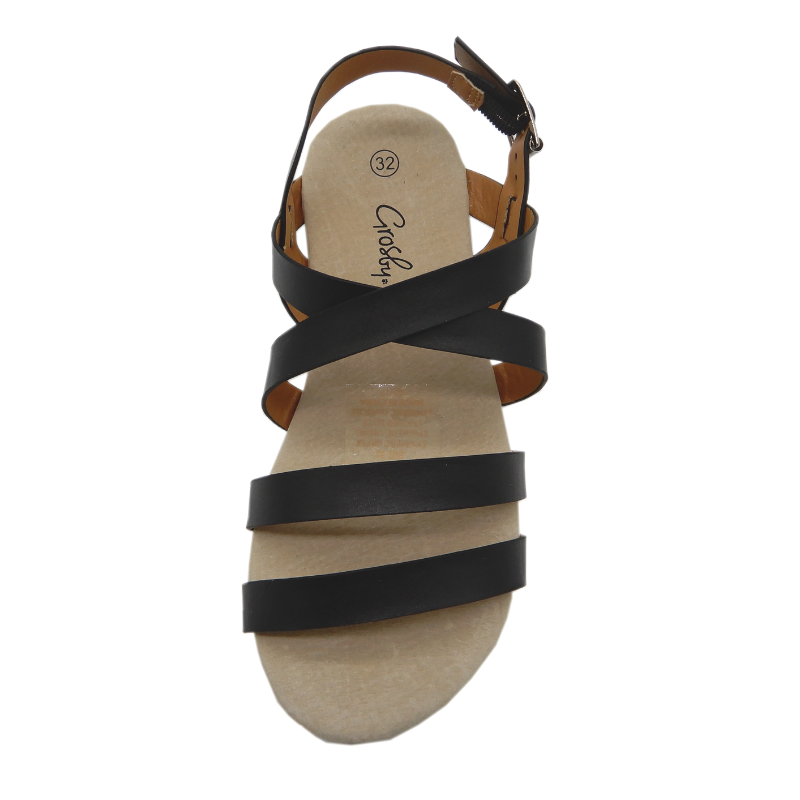 Grosby Kids Jane Strappy Sandal