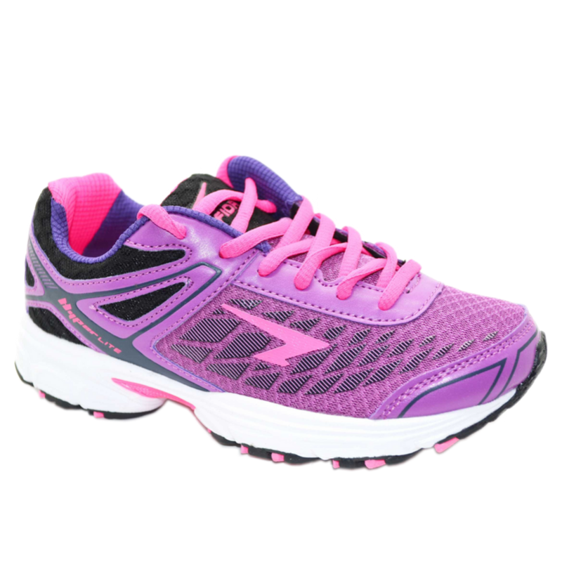 Sfida Pursuit Kids Lace Up Runner