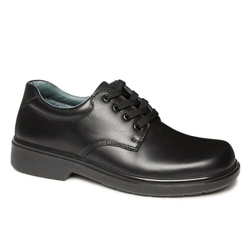 Clarks Daytona F Youths School Shoe
