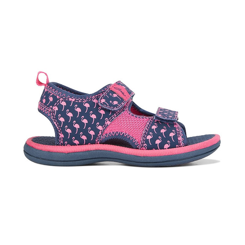 Clarks Kids Frida Flamingo Sandal