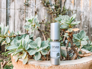 Divan Beauty Age Defying Hemp Face Serum