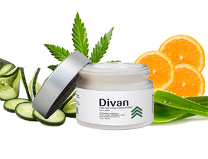 Divan Beauty Age Defying Hemp Moisturizer