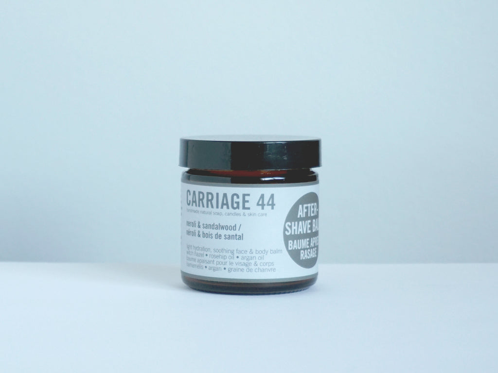 Neroli & Sandalwood After-Shave Balm
