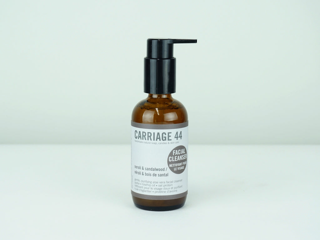 Neroli & Sandalwood Facial Cleanser
