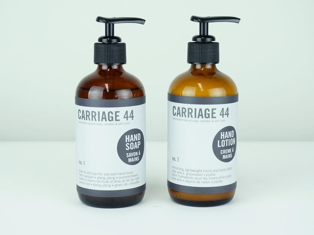 Carriage 44 No.1 Soap and Lotion Set