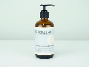 Lemon & Ginger Hand Soap