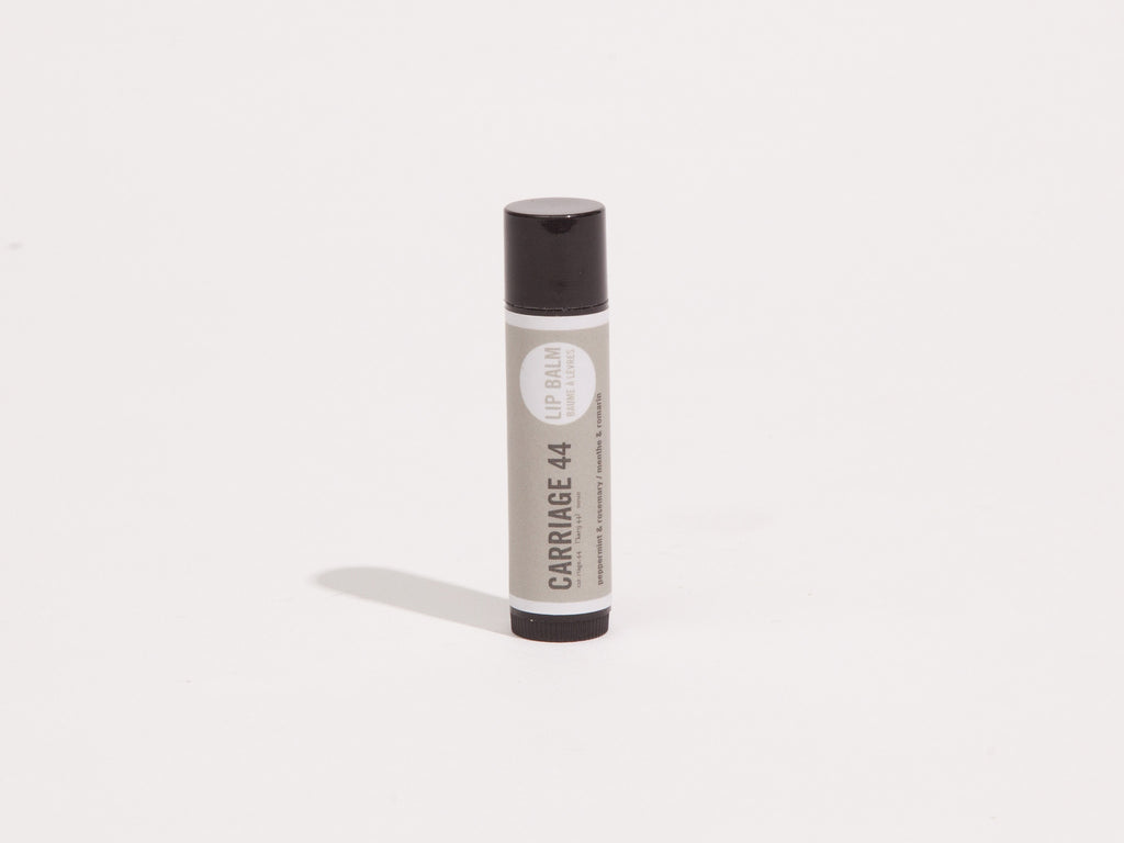 Peppermint & Rosemary Lip Balm