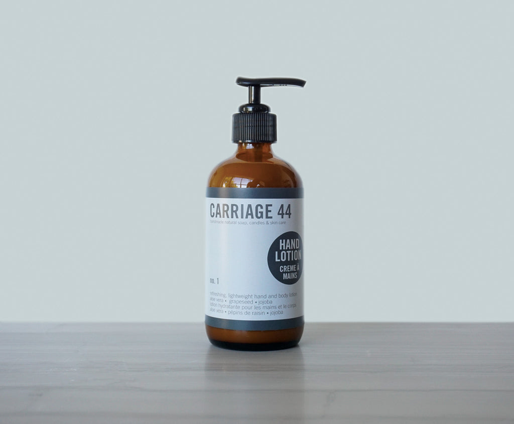 Carriage 44 No. 1 Hand & Body Lotion