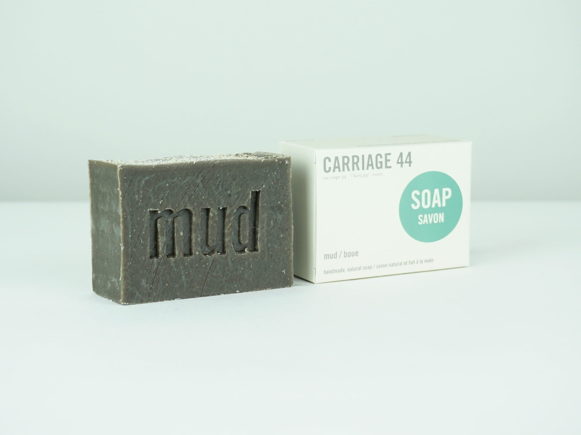 Exfoliating Dead Sea Mud Big Soap