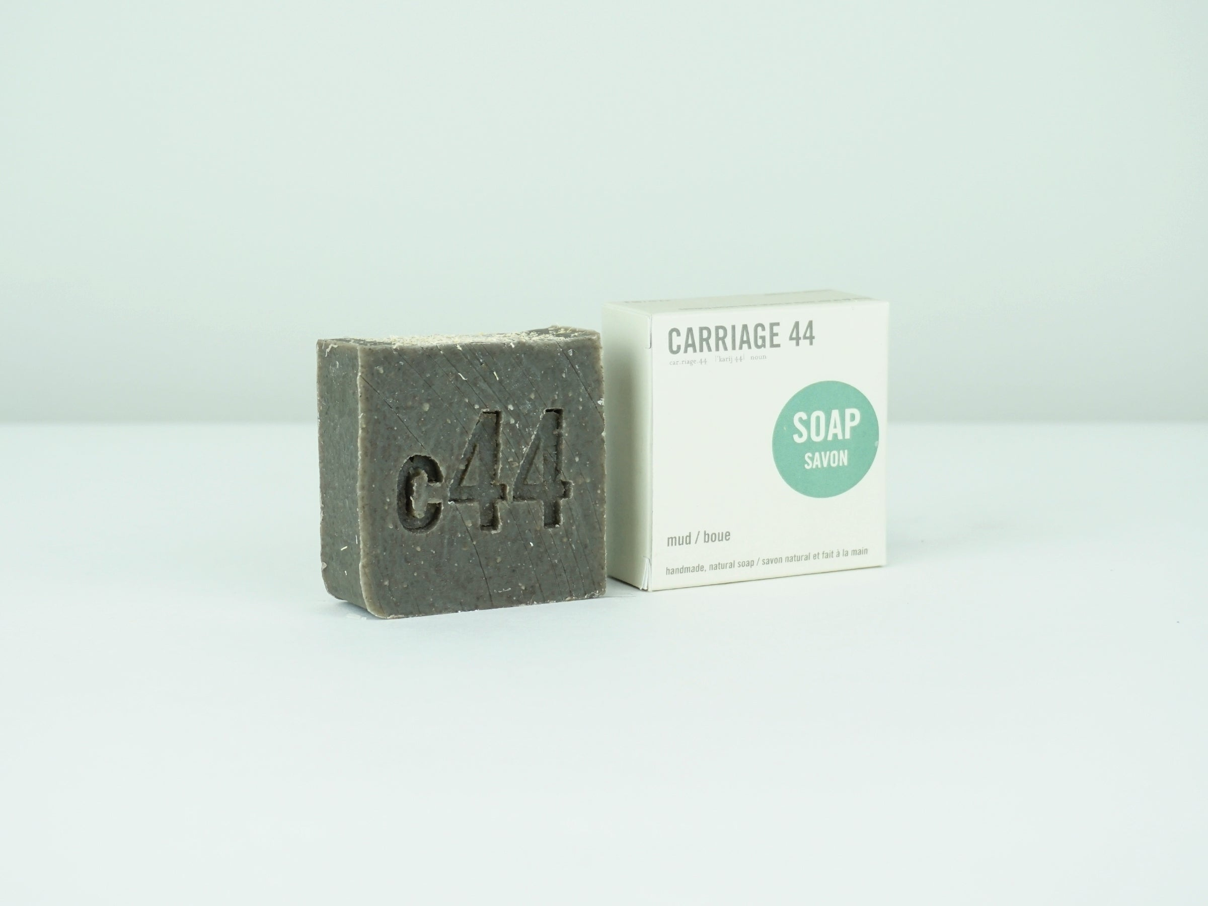 Exfoliating Dead Sea Mud Soap