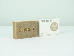 Gentle Exfoliating Oatmeal Soap