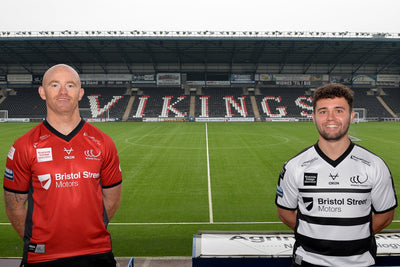 Landscape World's Sponsorship of Widnes Vikings Continues for 2021