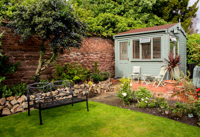 Holidaying at Home - Making the Most of Your Garden