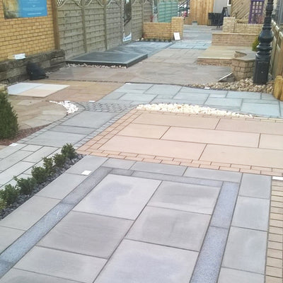Our Specialist Paving Centre Has Had a Spring Makeover