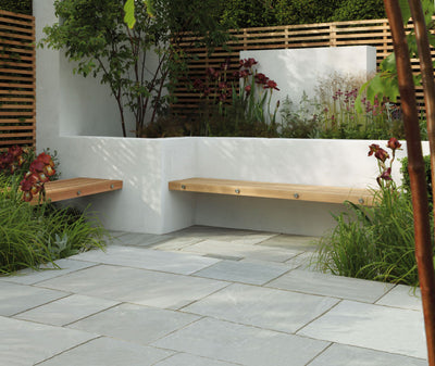 Laying Natural Stone