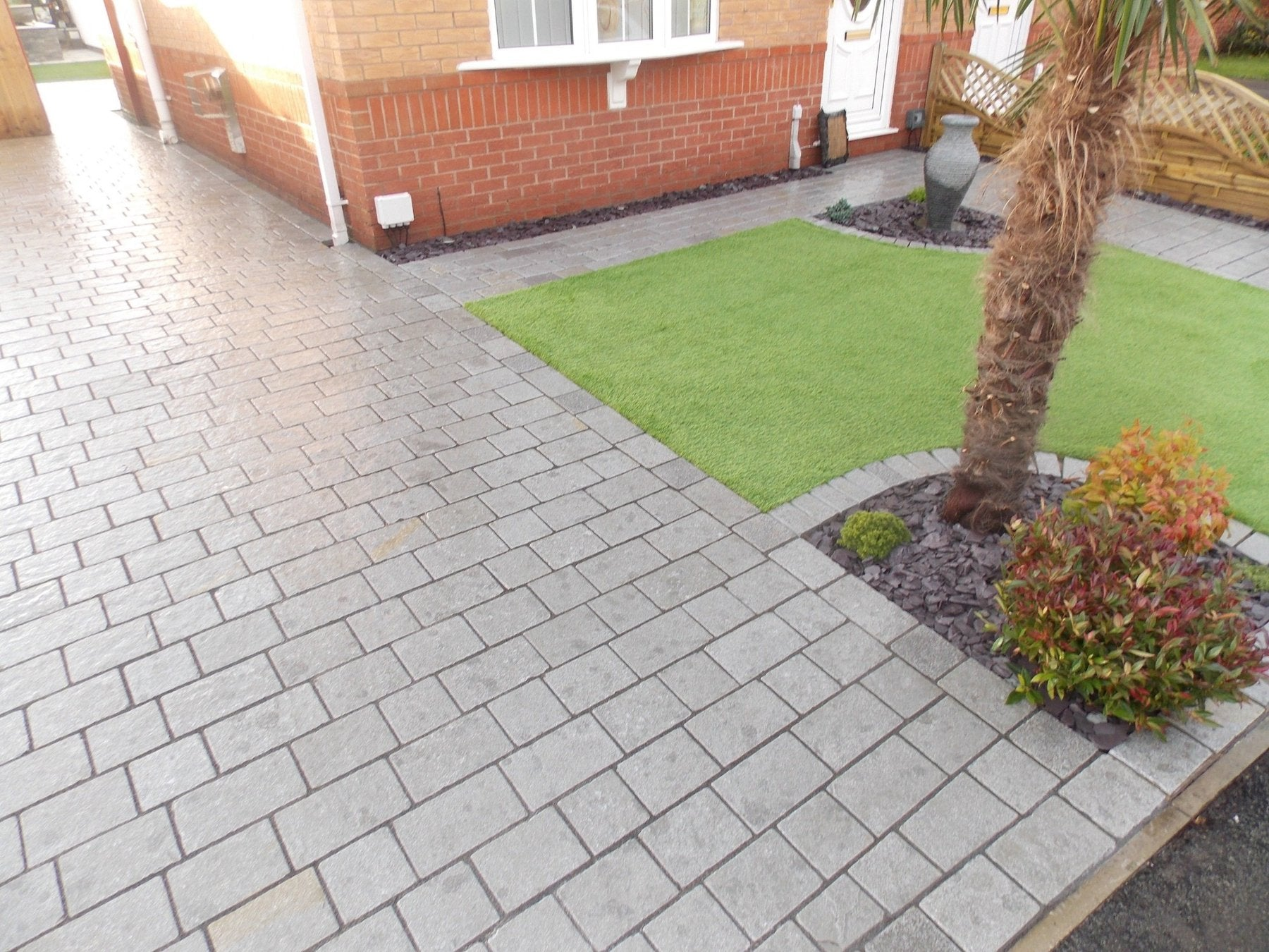 Landscape World Block Paving