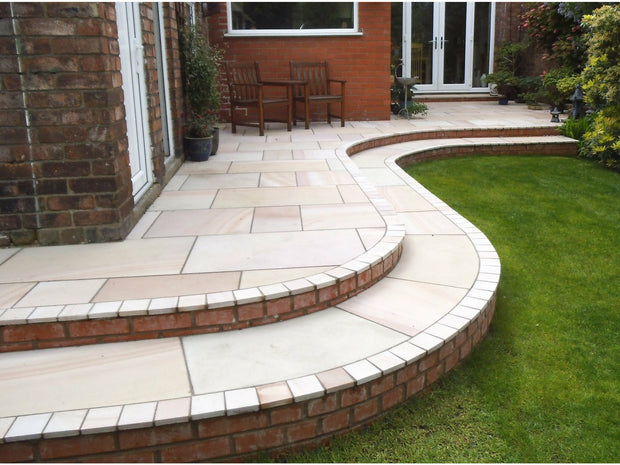 Budworth Sawn Natural Stone Paving