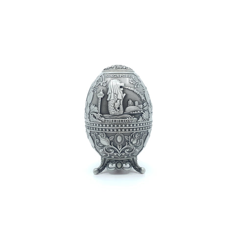 Singapore City Egg Classic Toothpick Holder