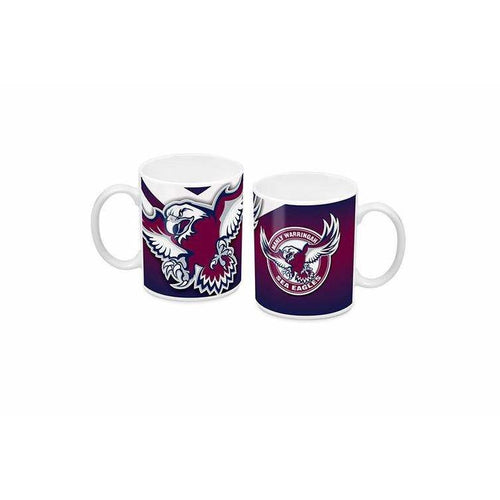 MANLY SEA EAGLES  COFFEE MUG