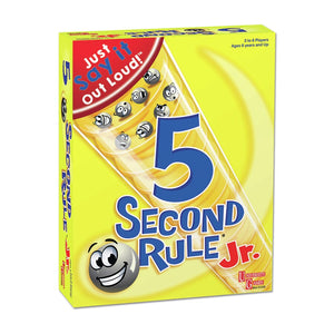 5 SECOND RULE JR EDITION