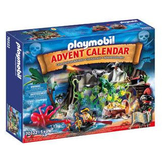 PLAYMOBIL ADVENT CALENDAR PIRATES