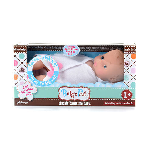 BABYS FIRST CLASSIC BATHTIME SOFITINA DOLL