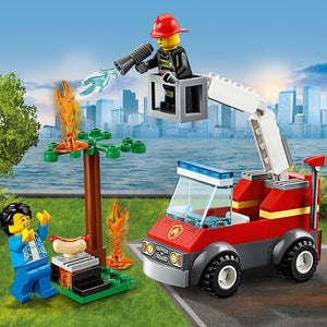 LEGO® BARBECUE BURN OUT