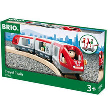 Load image into Gallery viewer, BRIO - TRAVEL TRAIN 5 PIECES