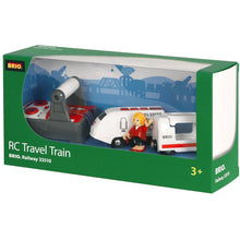 Load image into Gallery viewer, BRIO RC TRAVEL TRAIN