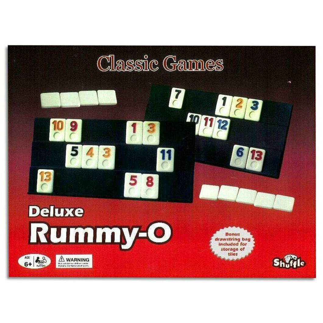 DELUXE RUMMY O