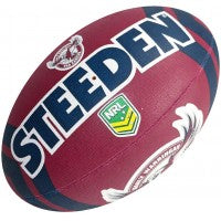 MANLY SEA EAGLES SUPPORTER BALL 11 inch