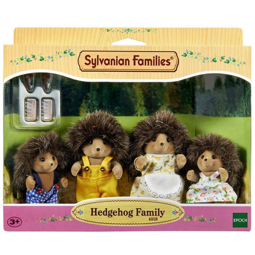 SF HEDGEHOG FAMILY