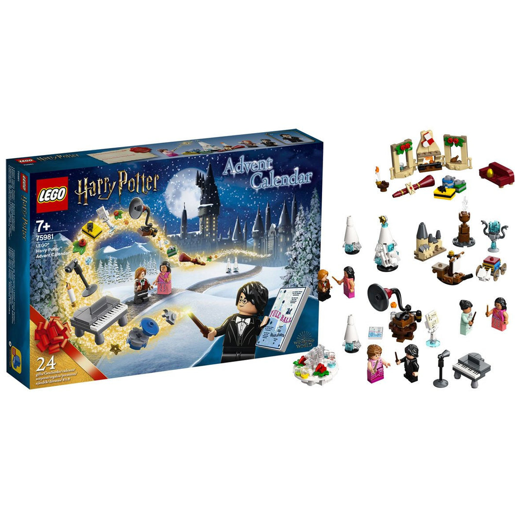LEGO HARRY POTTER ADVENT CALENDAR