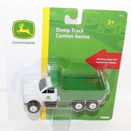 JOHN DEERE DUMP TRUCKS AND TRACTORS