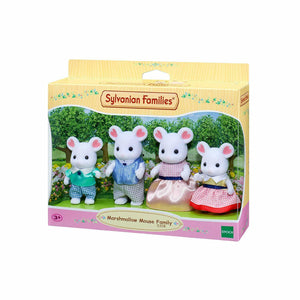 SF MARSHMALLOW MOUSE FAMILY