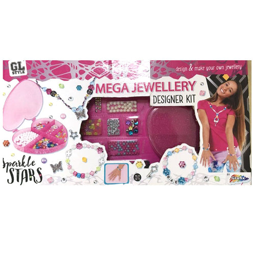 MEGA JEWELLERY DESIGNER KIT
