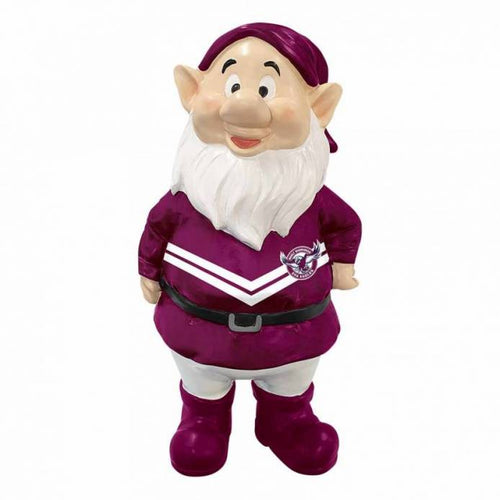 MANLY SEA EAGLES  GARDEN GNOME