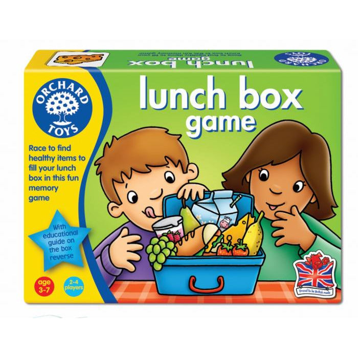 ORCHARD GAME- LUNCHBOX GAME