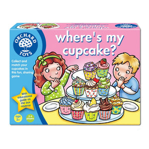ORCHARD GAME- WHERES MY CUPIECEAKE